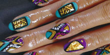 EBONY NAIL SCHOOL by Jambo Nails