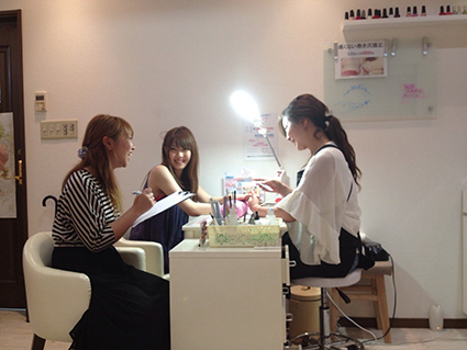 Nail School Natural LUCE
